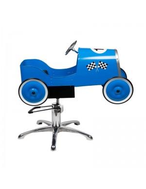 Silla Coche Carreras Azul...
