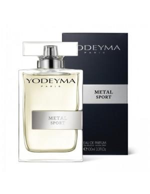 Perfume Metal Sport Yodeima...