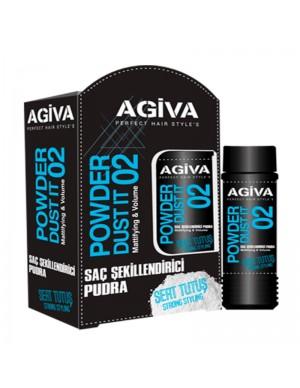 Polvos Agiva nº 02 Powder...