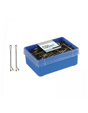 Caja 150 Clips Bronce Lisas...