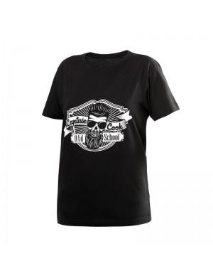 """Camiseta Negra """"Capitán..."""